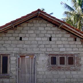 Ein Dach über dem Kopf